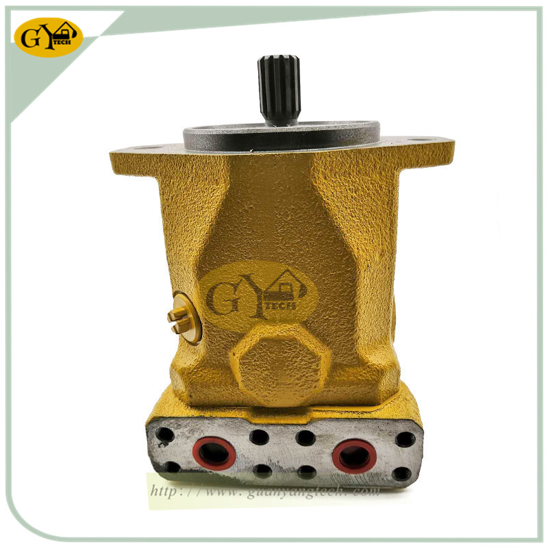 CAT336D风扇马达 1 - E336D Hydraulic Fan Motor 234-4638 2344638 for Caterpillar CAT Excavator E330D E340D
