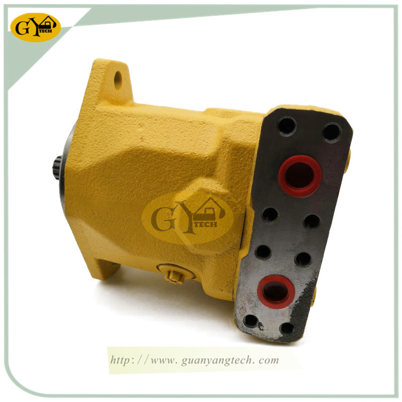 CAT336D风扇马达 2 - E336D Hydraulic Fan Motor 234-4638 2344638 for Caterpillar CAT Excavator E330D E340D