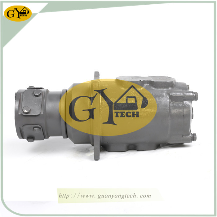 DH225 7 会 4 - DH225-7 Rotary Manifold Center Joint Swivel Rotary Joint for Daewoo Doosan Excavator