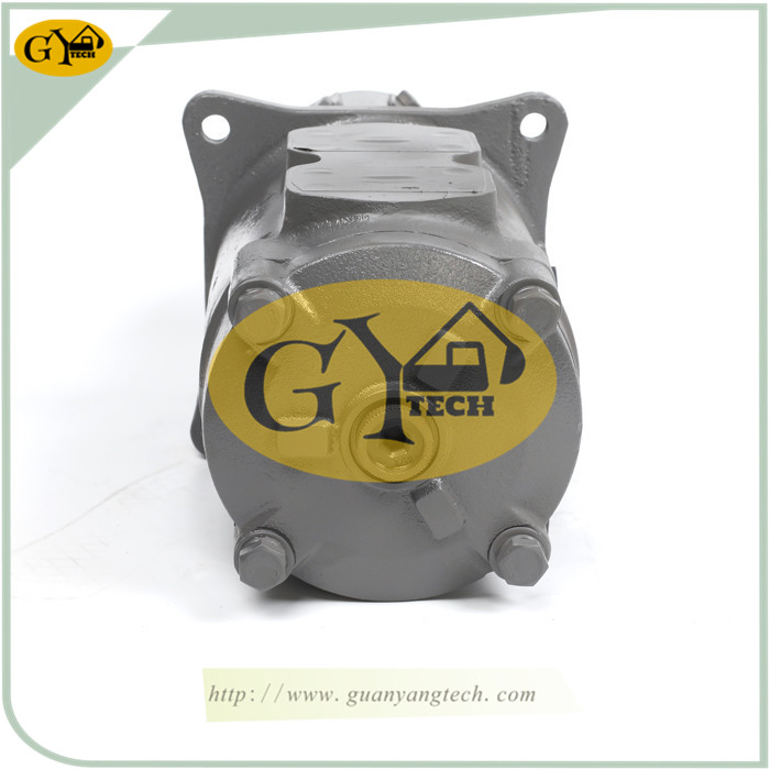 DH225 7 灰 5 - DH225-7 Rotary Manifold Center Joint Swivel Rotary Joint for Daewoo Doosan Excavator