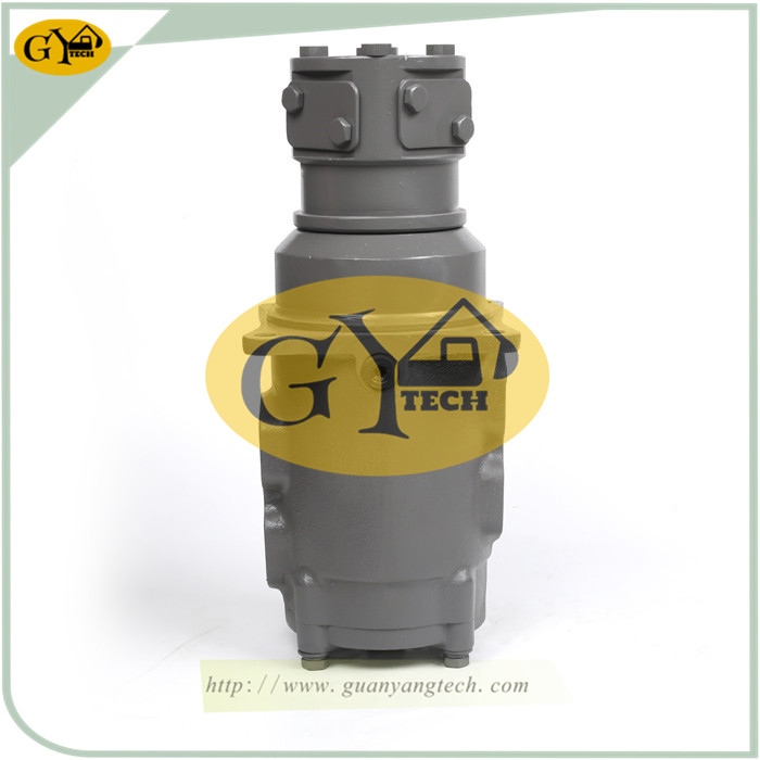 DH225 7 灰1 - DH225-7 Rotary Manifold Center Joint Swivel Rotary Joint for Daewoo Doosan Excavator