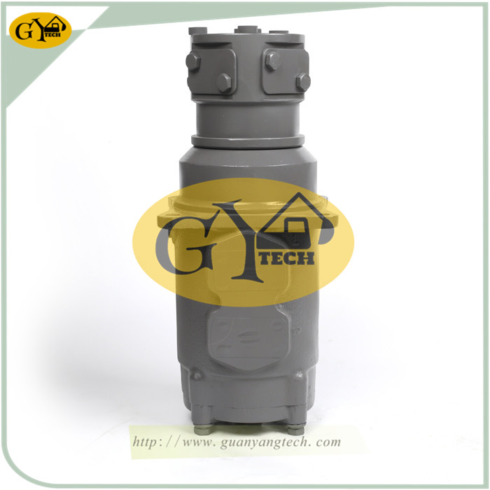 DH225 7 灰2 - DH225-7 Rotary Manifold Center Joint Swivel Rotary Joint for Daewoo Doosan Excavator