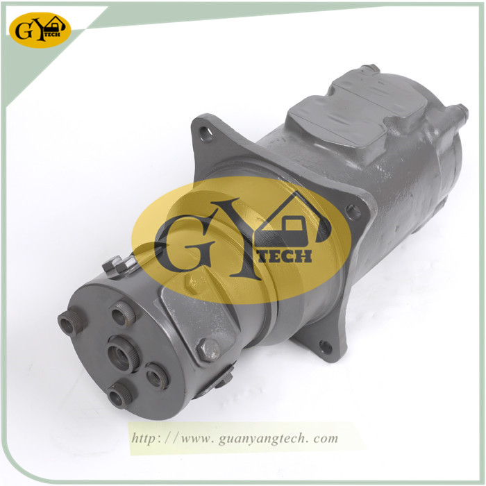 DH225 7 灰3 - DH225-7 Rotary Manifold Center Joint Swivel Rotary Joint for Daewoo Doosan Excavator