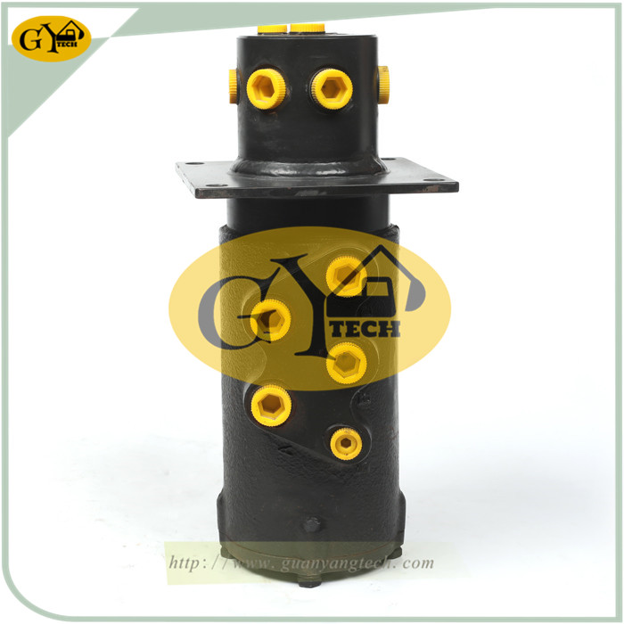 DH60 7 2 - DH60-7 Swing Joint Assy  for Daewoo Doosan Excavator Center Joint Swivel Rotary Joint