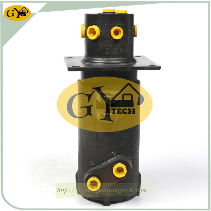 DH60 7 3 - DH60-7 Swing Joint Assy  for Daewoo Doosan Excavator Center Joint Swivel Rotary Joint