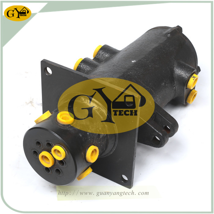 DH60 7 4 - DH60-7 Swing Joint Assy  for Daewoo Doosan Excavator Center Joint Swivel Rotary Joint
