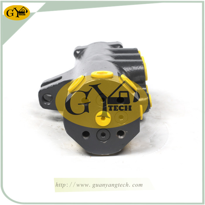 DX75 3 - DX75Centre Revolving Joint Swivel 400826-00027 Rotary Joint for Doosan Excavator Rotary Manifold Center Joint