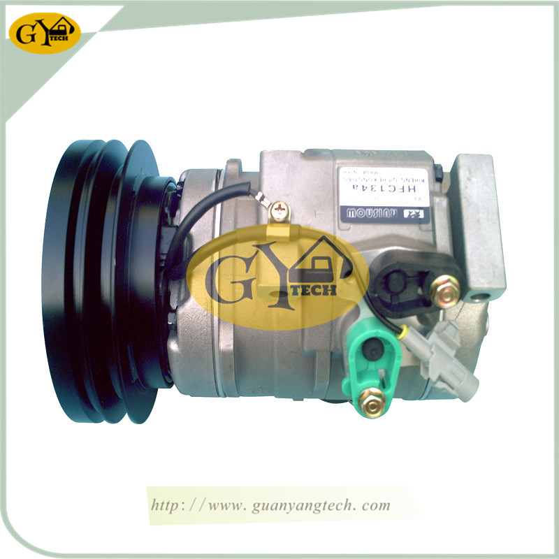 E320C 压缩机 - E320C Air Compressor 4472220-3848 231-6984 245-7781 201-3837  for Caterpillar air compressor pump 259-7244 2597244