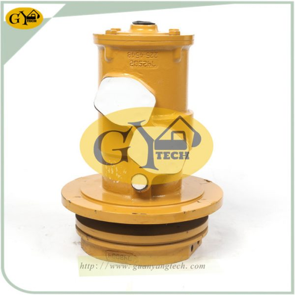 2344440 234-4440 E320D SWIVEL GP Rotary Manifold Center Joint for Caterpillar Swivel Group