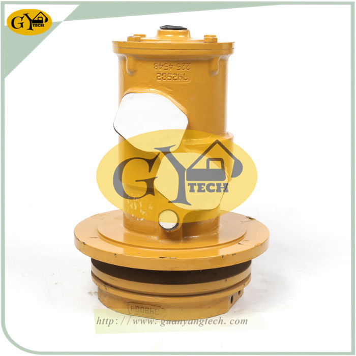 E320D 2344440 234 4440 SWIVEL GP 6 - 2344440 234-4440 E320D SWIVEL GP Rotary Manifold Center Joint for Caterpillar Swivel Group