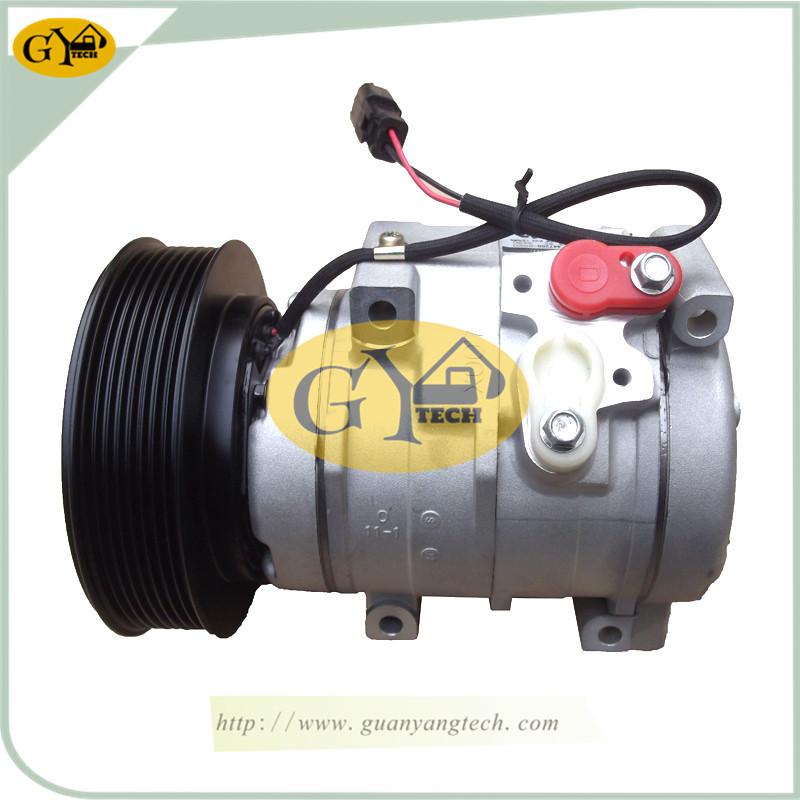 E330C 压缩机 - E330C Air Compressor 305-0325 for Caterpillar C9 air conditional compressor pump 3050325