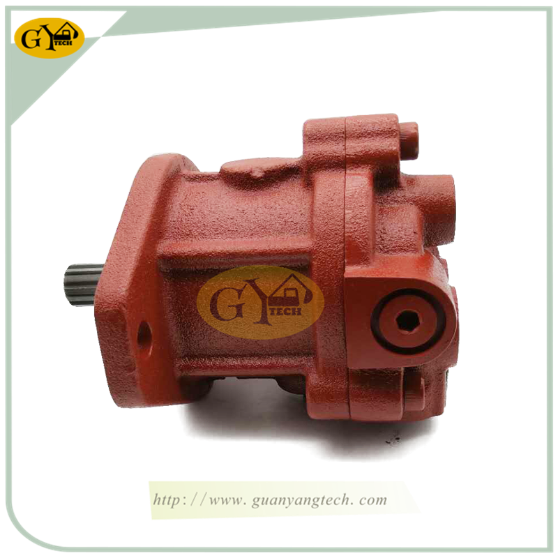 EC360 风扇马达 2 - EC460B Hydraulic Fan motor 14533496 for VOLVO EC460B