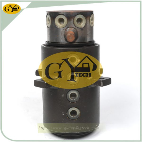 JCB8056 Swivel Joint Assembly JCB Excavator Spare Parts Center Joint Assy