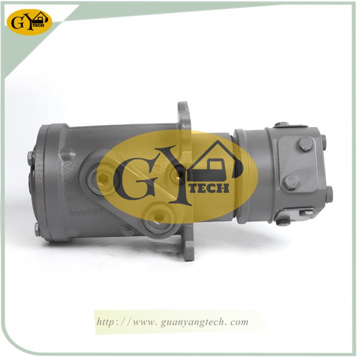 LG220C 6 - Liugong LG220C Center Joint Assy Swivel Joint Assembly LG225 China Excavator Spare Parts