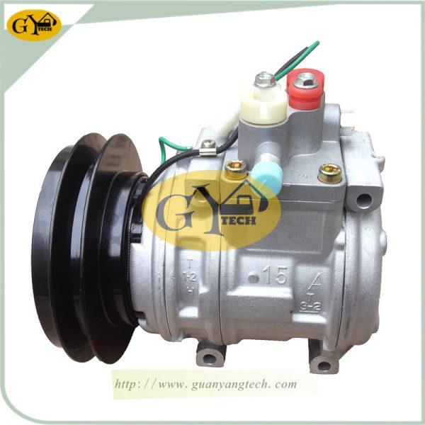For Komatsu PC200-6 Air Compressor 20Y-979-D380 Excavator replacement parts