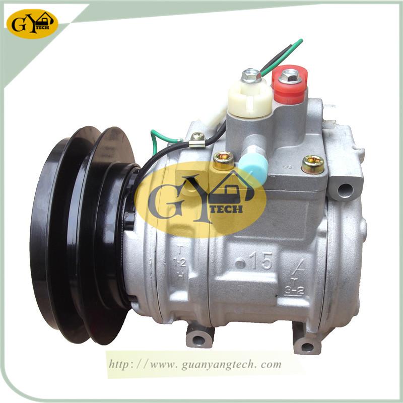 PC200 6 压缩机 - For Komatsu PC200-6 Air Compressor 20Y-979-D380 Excavator replacement parts