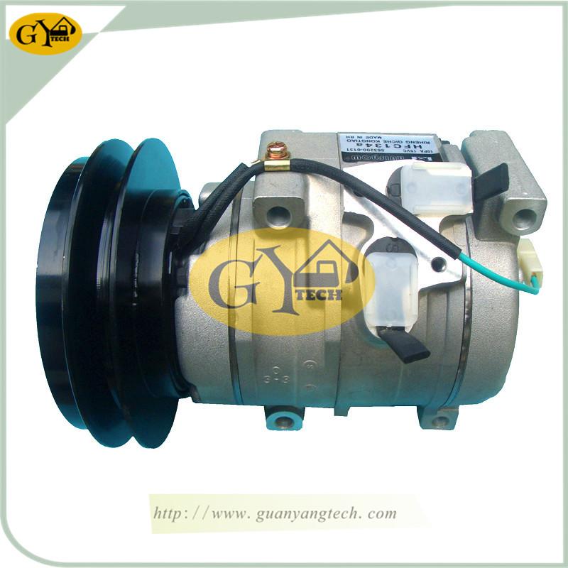 PC200 7 压缩机 - For Komatsu PC200-7 Air Compressor 20Y-979-6121 Excavator replacement parts 20Y9796121
