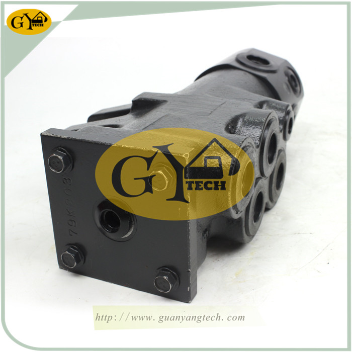 PC60 8 4 1 - PC60-7 Swivel Joint Ass'y 703-07-23100 7030723100 for Komatsu Excavator