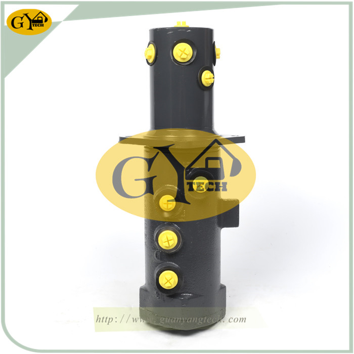ZE60 2 - Zoomlion ZE60 Swivel Joint Center Joint for Chinese excavator Zoomlion Parts Flexible Joint