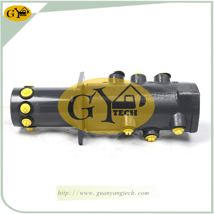 ZE60 5 - Zoomlion ZE60 Swivel Joint Center Joint for Chinese excavator Zoomlion Parts Flexible Joint
