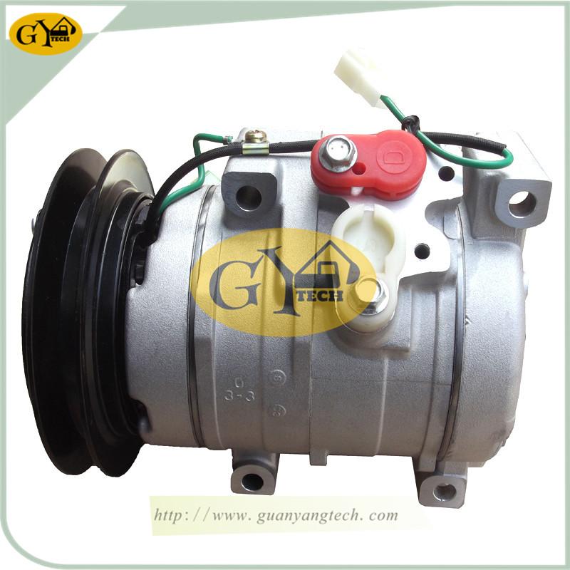 压缩机 - ISUZU Construction Air Compressor Pump ISUZU Excavator Parts