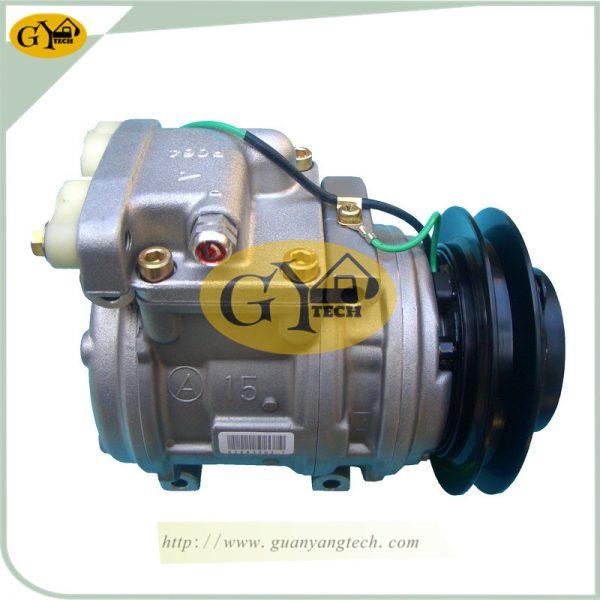 拖 压缩机 600x600 - ISUZU Air Compressor Pump ISUZU Excavator Parts
