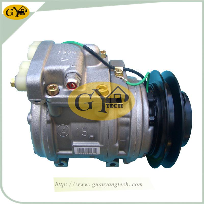 拖 压缩机 - ISUZU Air Compressor Pump ISUZU Excavator Parts
