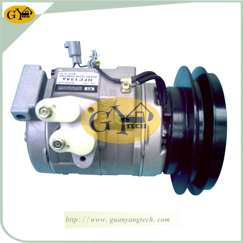 压缩机 - Komatsu Reserves Air Compressor Pump Komatsu Excavator