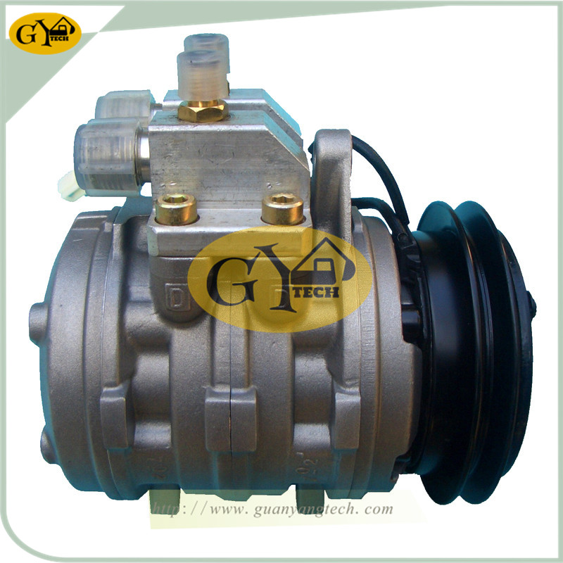压缩机 - XCMG Air Compressor Pump Xiagong Chinese Excavator Parts