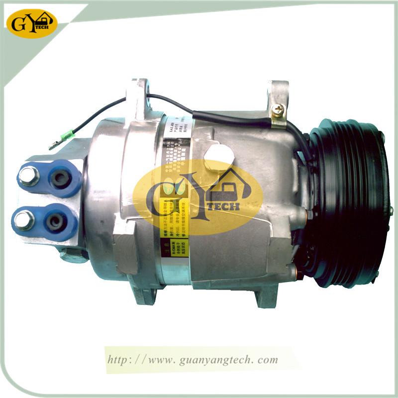 压缩机 - Liugong Excavator Air Compressor Pump CLG air conditional Pump