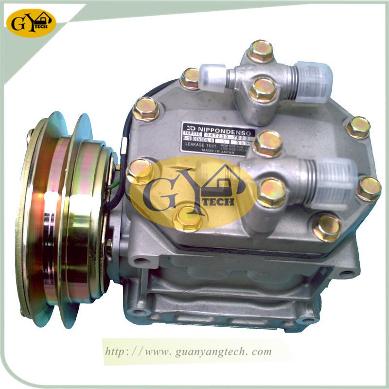 E200 压缩机 - E200 Air Compressor for Caterpillar E200B air conditional compressor pump