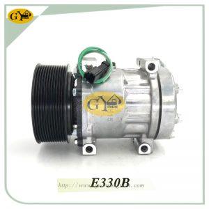 E330B Air Compressor for Caterpillar E330B air conditional compressor pump