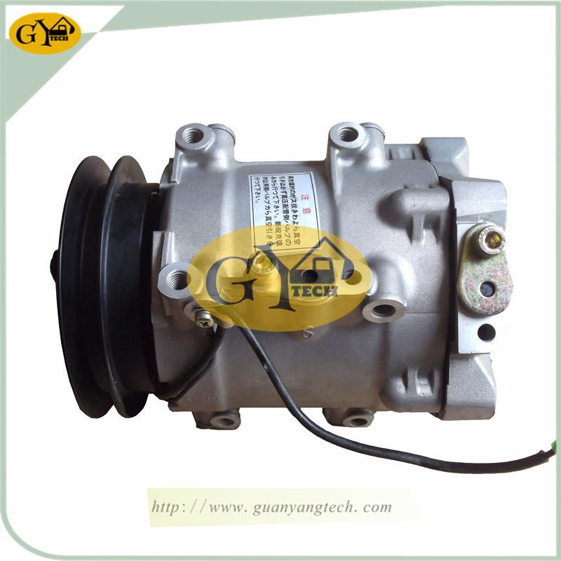 EX200 2 压缩机 - EX200-2 Air Conditioning Compressor For Hitachi Excavator