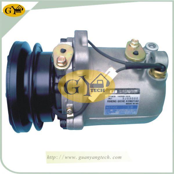 PC120-5 Air Compressor Pump Komatsu 4D95 Excavator