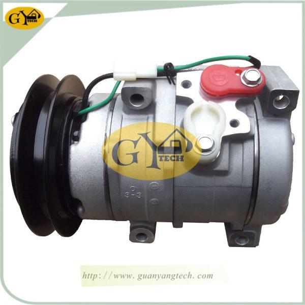 SY215 Air Compressor Pump for SANY Excavator air conditional Pump