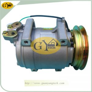 Hitachi Air Conditioning Compressor Chinese Type AC compressor for Hitachi Excavator