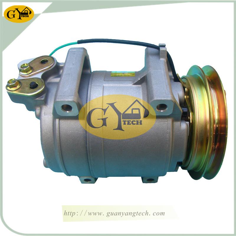 hitachi 日立 压缩机 - Hitachi Air Conditioning Compressor Chinese Type AC compressor for Hitachi Excavator
